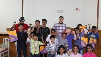 Bahrain Chess Academy Kids Chess Championship Under 14